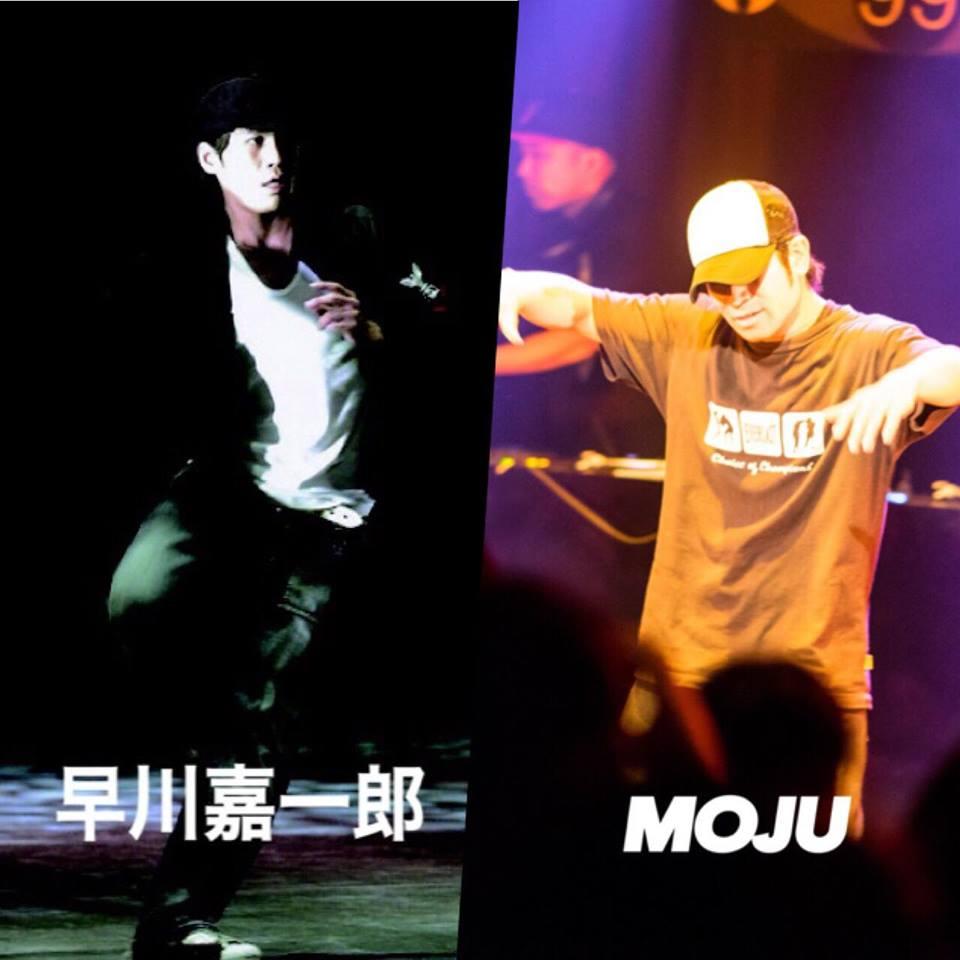 【20150905土】ROCK STEADY -2015 autumn-【渋谷eggman】バックダンサー