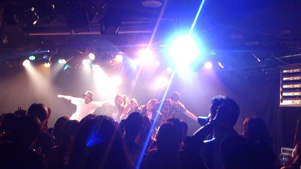 山口満喜@20161007渋谷eggman ~Infinity~ ワンマンLive