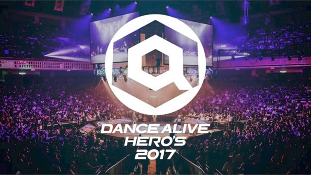 DANCE ALIVE HERO'S 2017