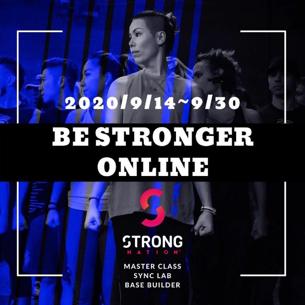 【9/29火】満喜@BE STRONGER ONLINE